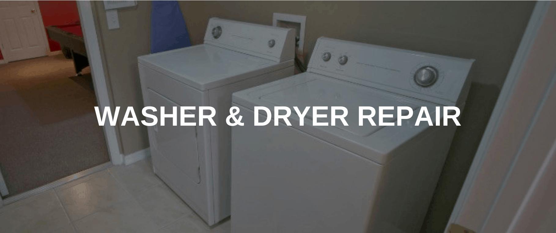 washing machine repair hempstead