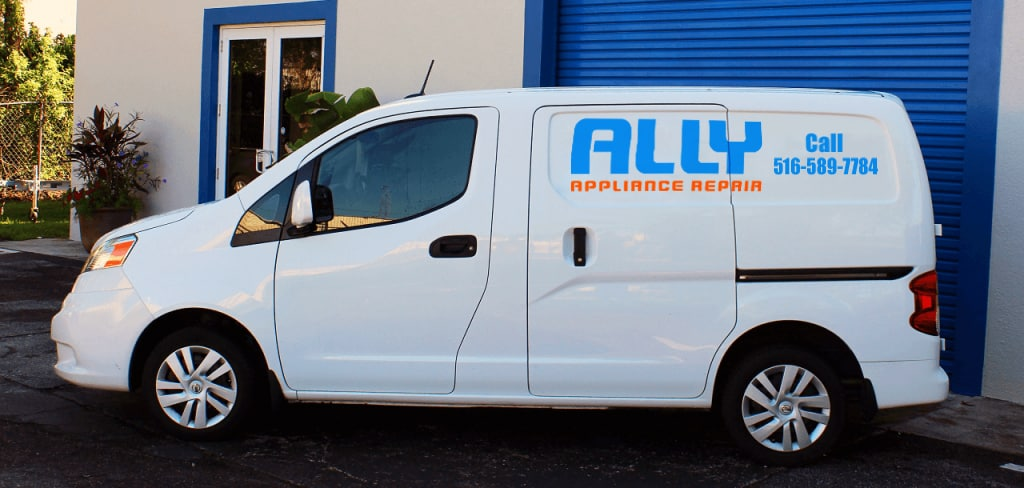ally appliance repair van